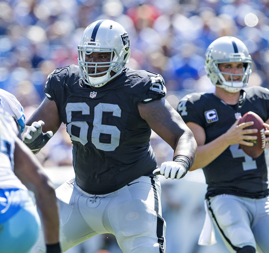 Raiders Gabe Jackson rumored to be talking extension