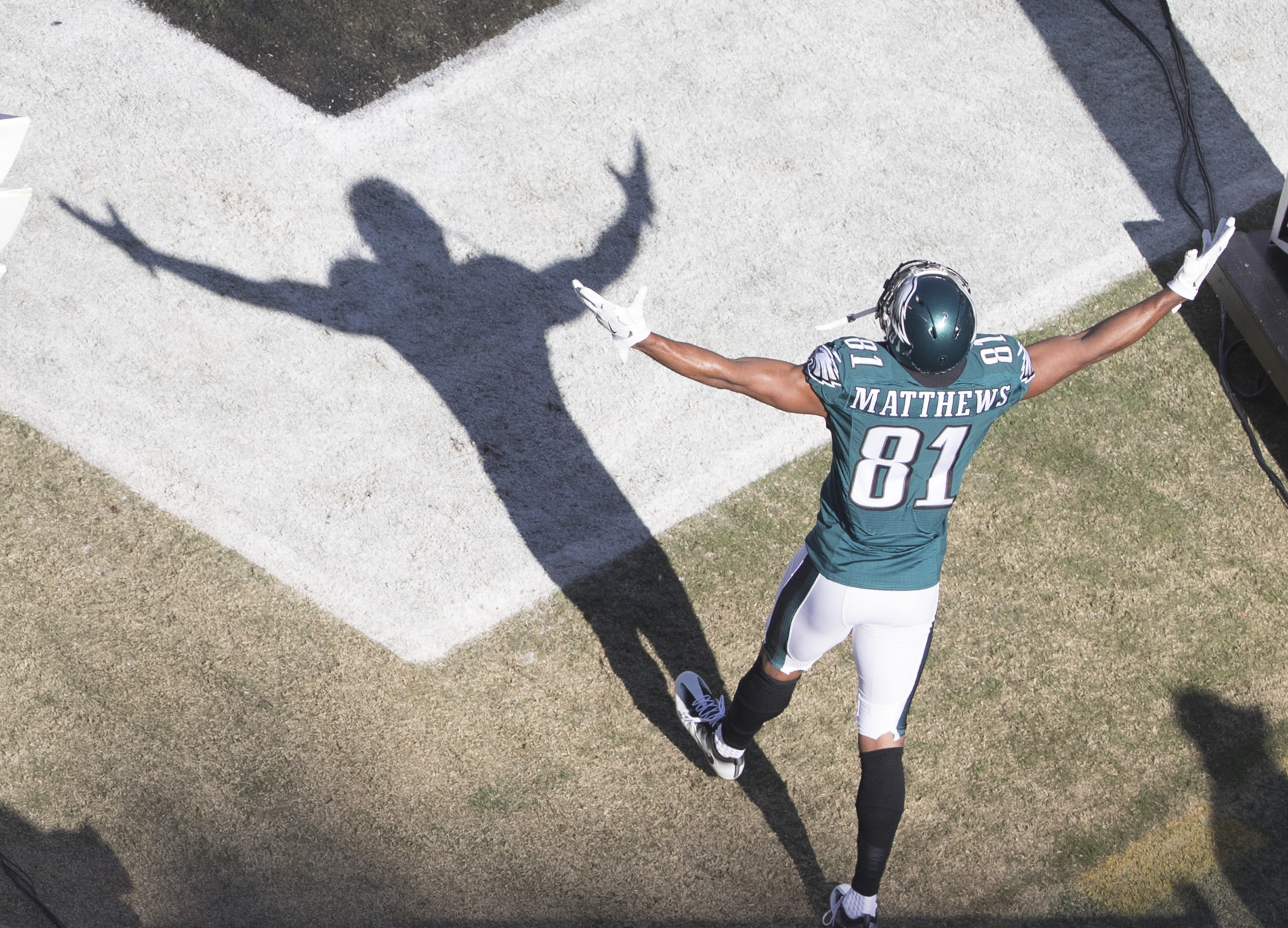 Bills Acquire Jordan Matthews From Eagles For EJ Gaines