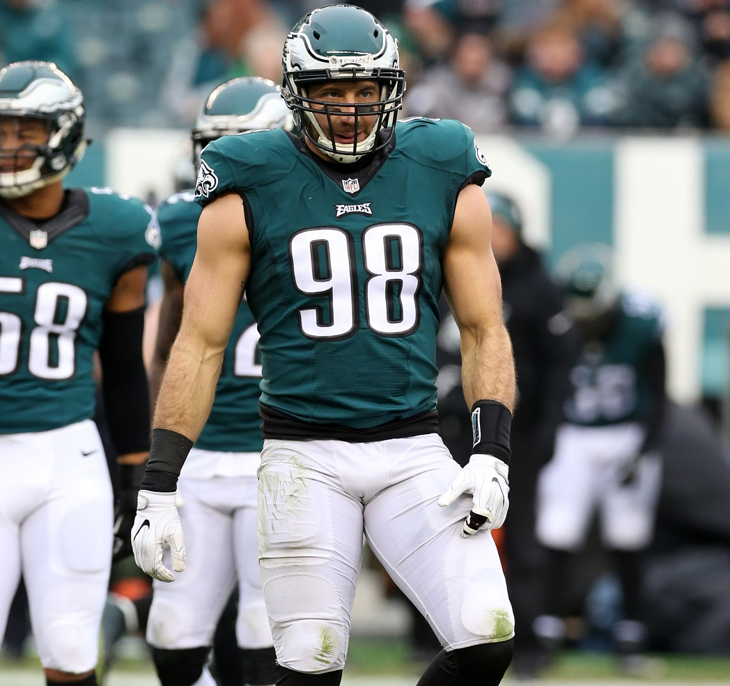 Connor Barwin an overlooked addition for the Rams? | PFF News ...