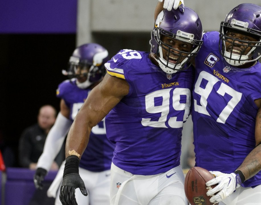 Vikings Danielle Hunter To Have Starting Role