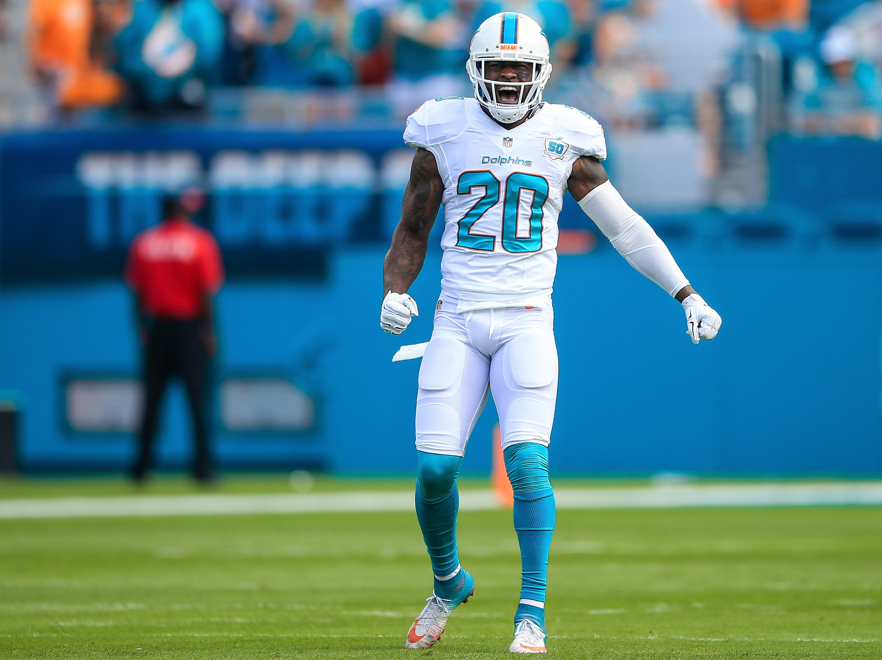 miami dolphins reshad jones jersey