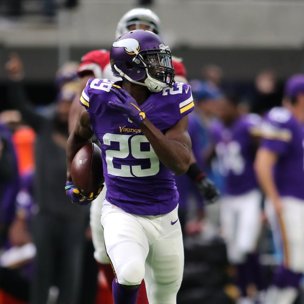pretty nice 1053d 4d2e8 ... 29 Xavier Rhodes Stitched Snapback Adjustable Player Hat - PurpleWhite  Nike John Randle Minnesota Vikings Womens Elite Purple Team Color Jersey  Vikings, ...
