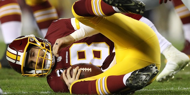 Washington Redskins QB Kirk Cousins