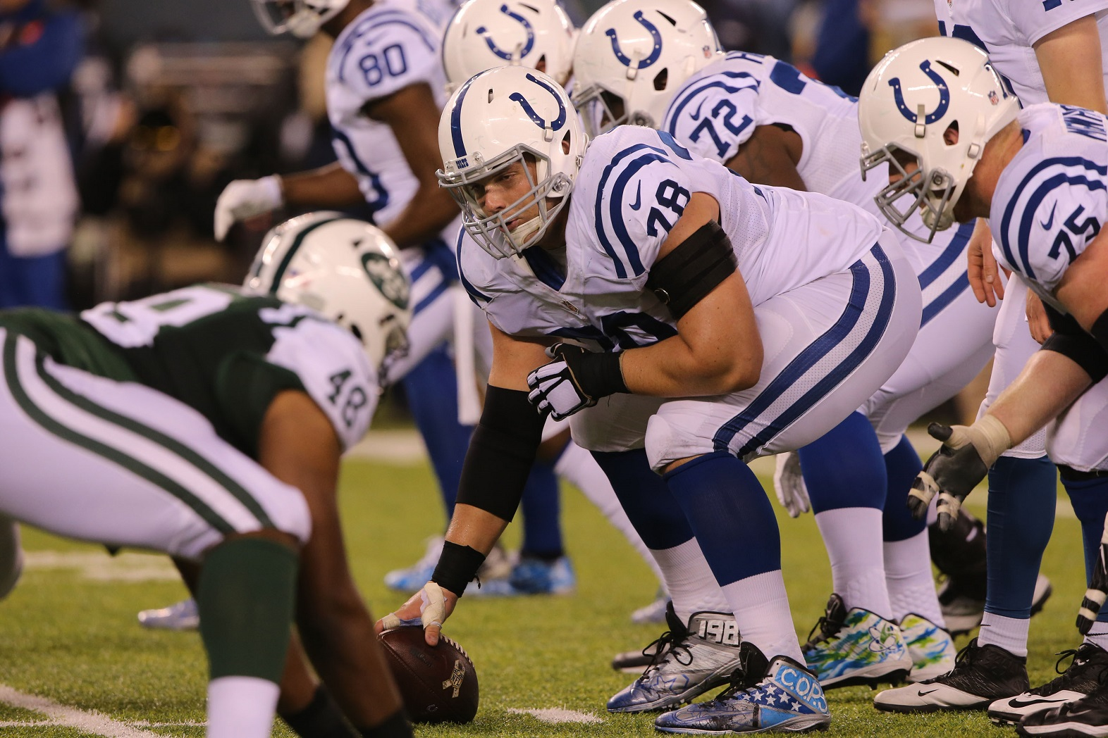 Colts' Center Ryan Kelly To Miss Start Of Regular Season