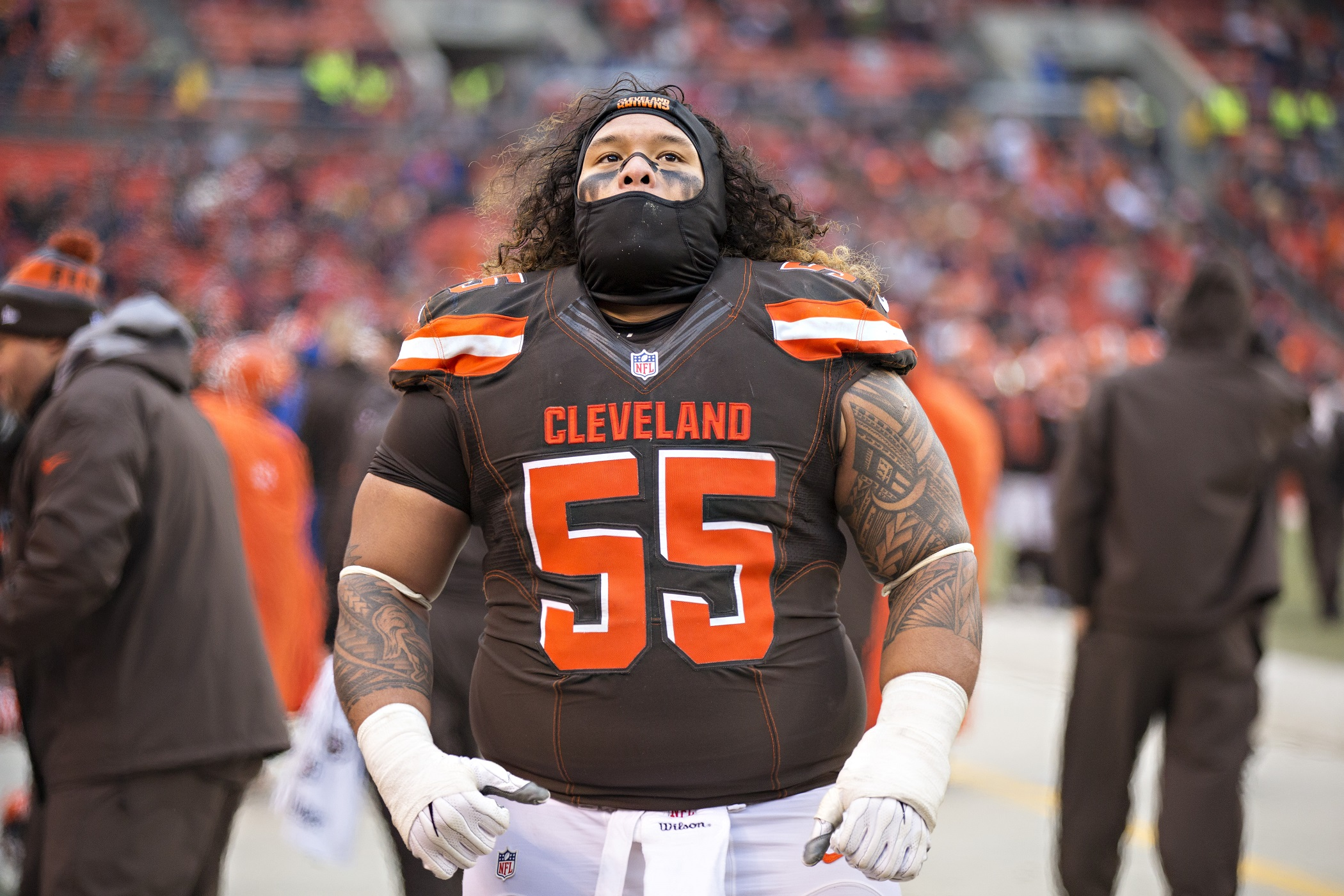 Danny Shelton expected to miss 3-6 weeks   PFF News & Analysis   PFF