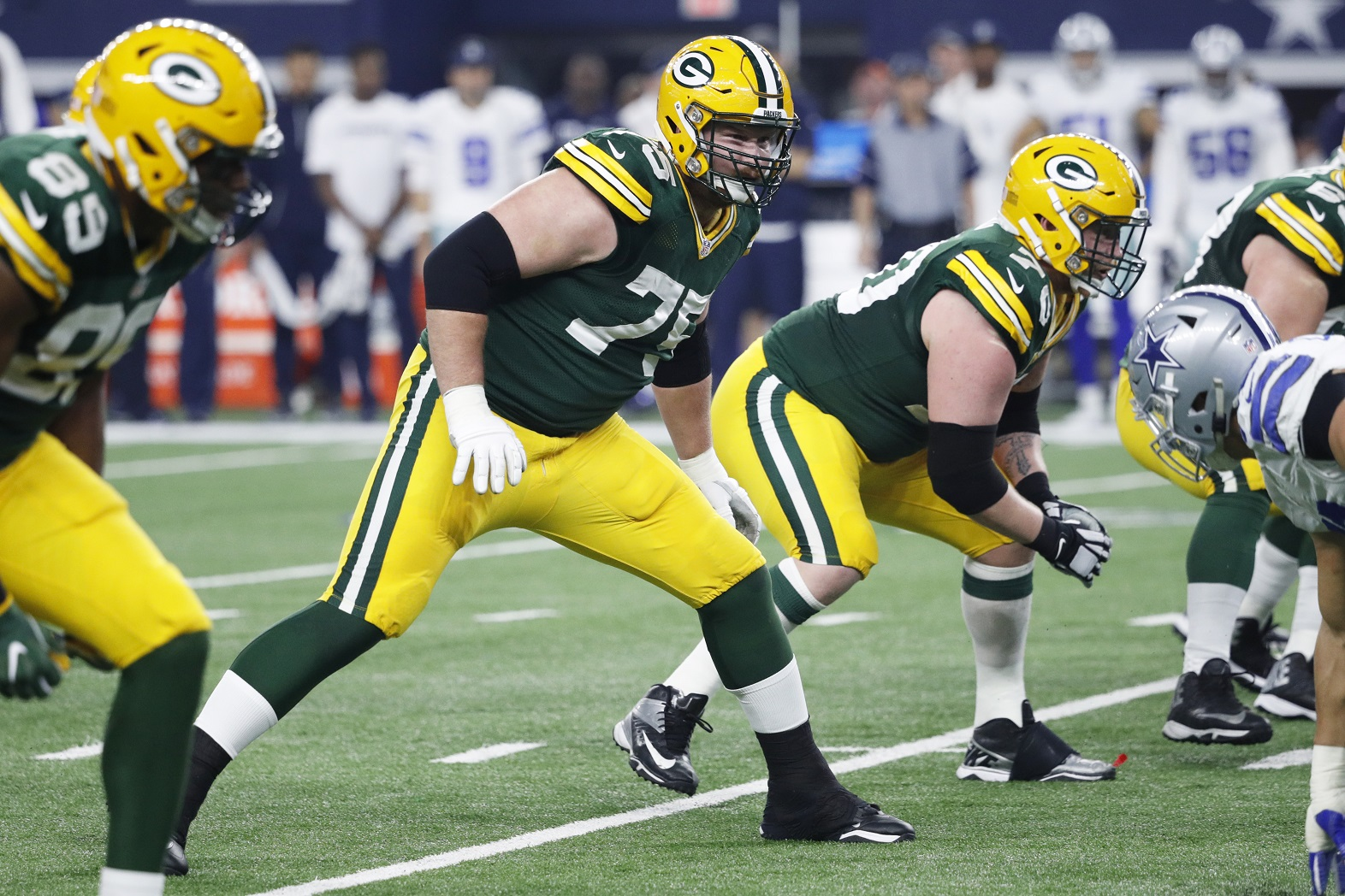 Bryan Bulaga Green Bay Packers RT NFL and PFF stats