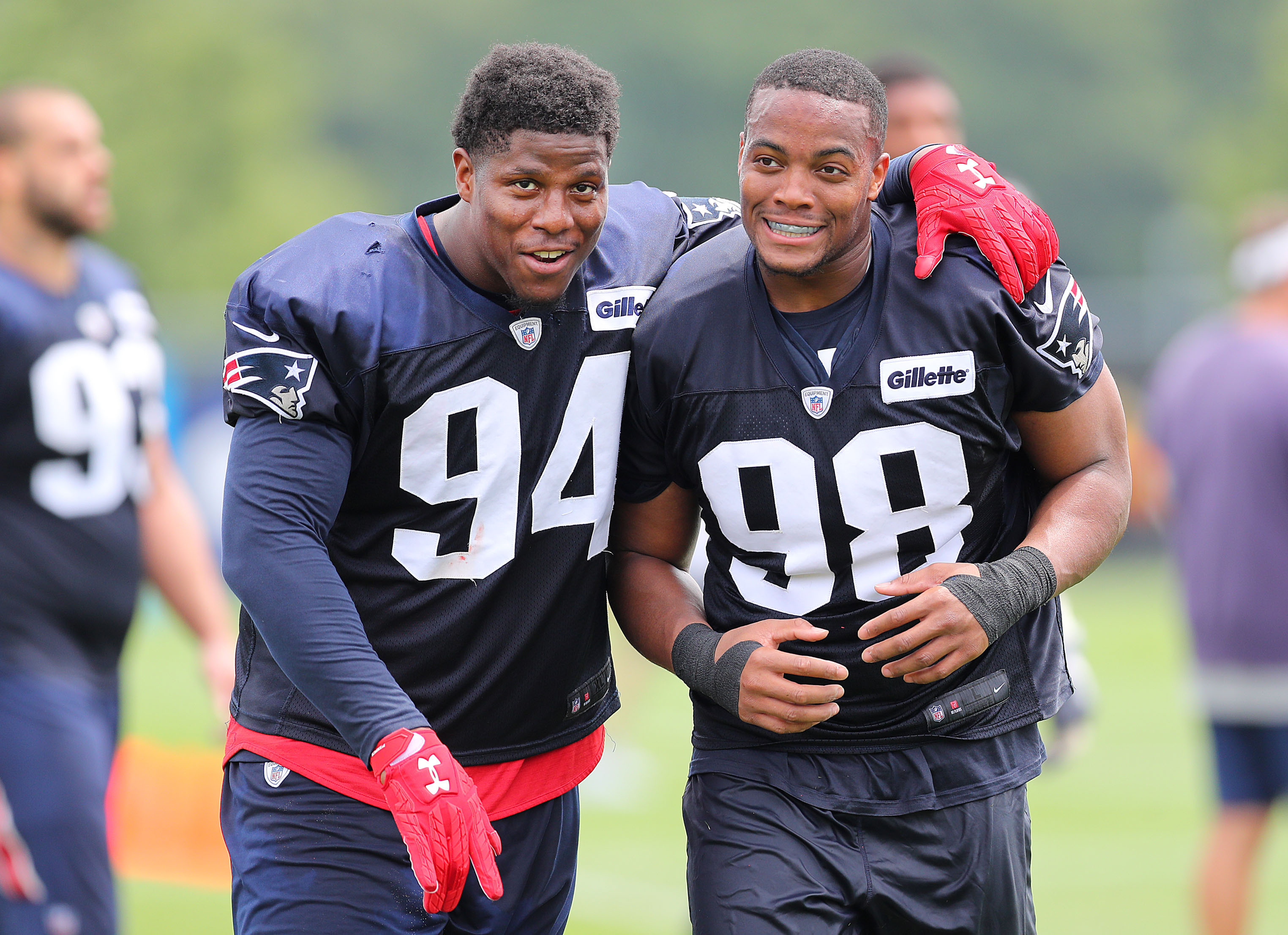 Kony Ealy in a fight for a roster spot in New England   PFF News ...