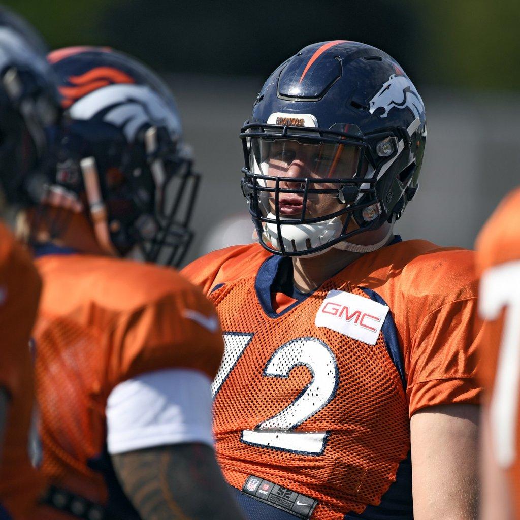 9b80bcecf ... T Garett Bolles plays well in loss to Giants PFF News Analysis Pro  Football Focus Denver Broncos ...