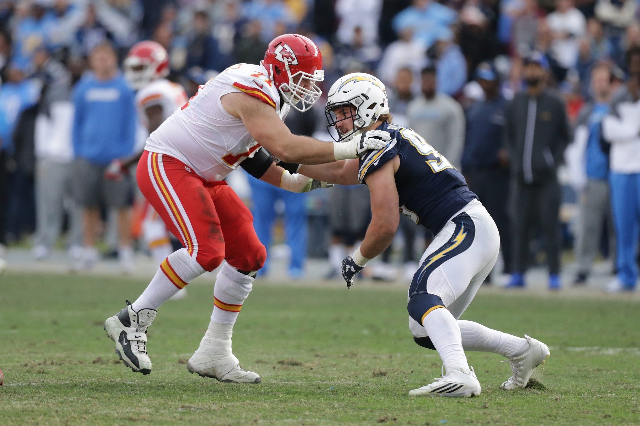Mitchell Schwartz Kansas City Chiefs RT