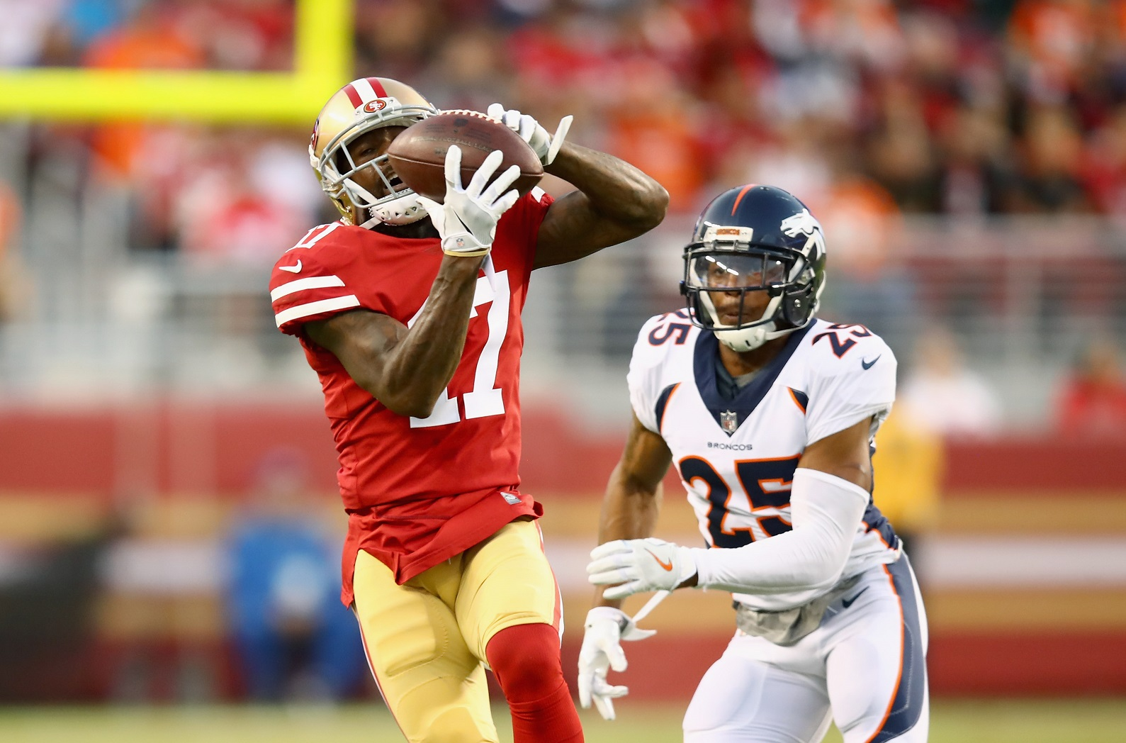 Jeremy Kerley, Jets Reportedly Agree to Contract After 1 Season with 49ers
