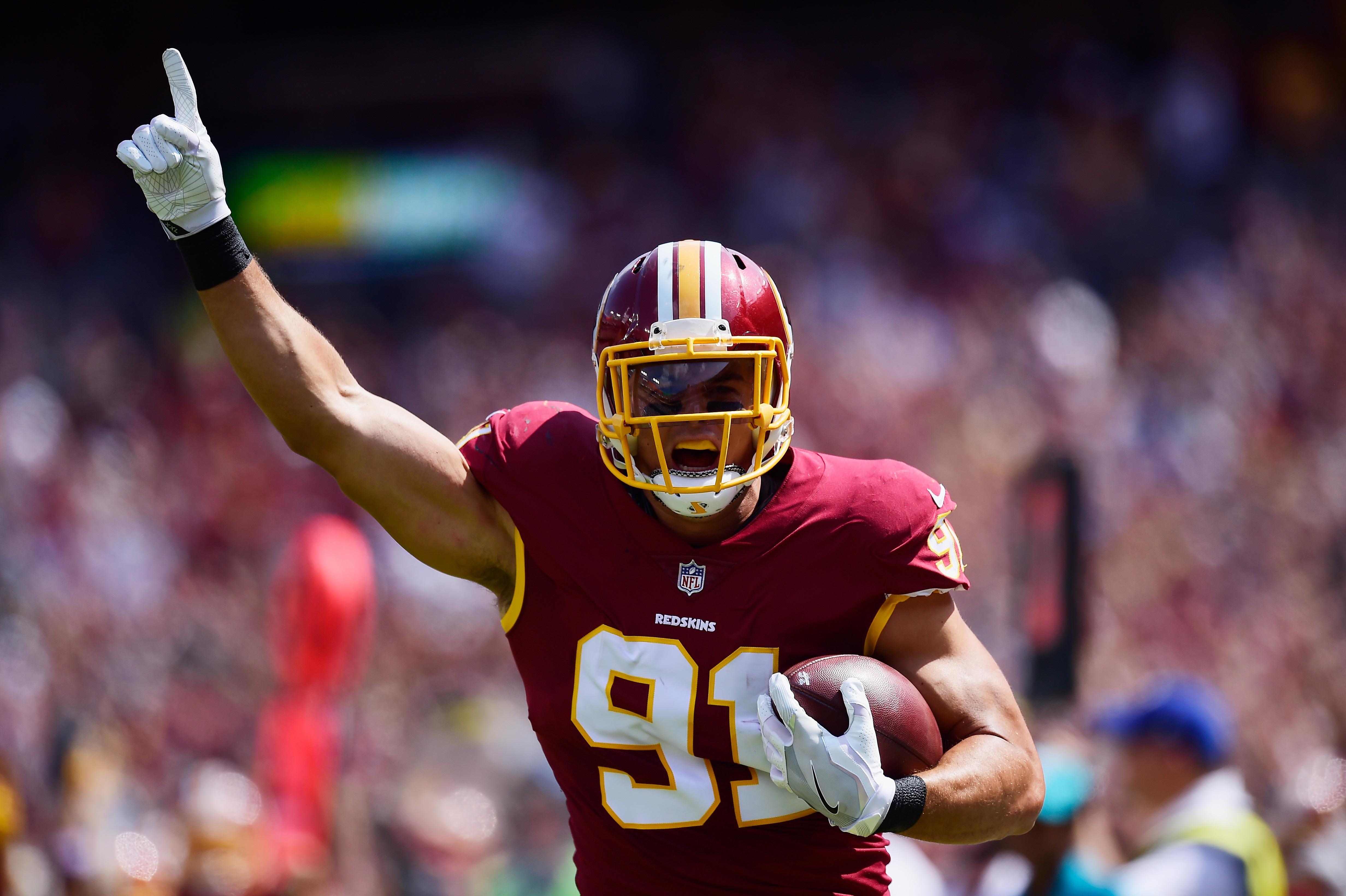 Morgan Moses Washington Redskins RT NFL and PFF stats