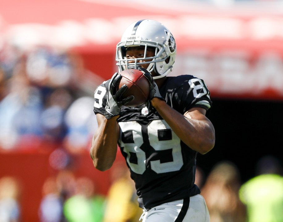 925bfb351 Amari Cooper is Raiders  slot weapon in waiting