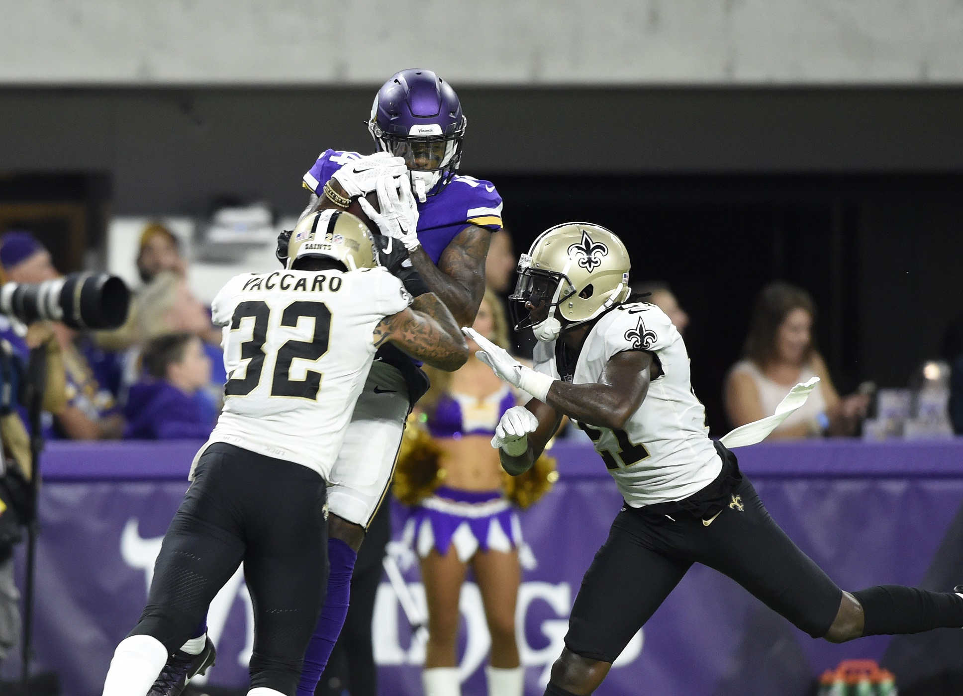 Saints safety Kenny Vaccaro: 'I'm staying here until they don't want me'