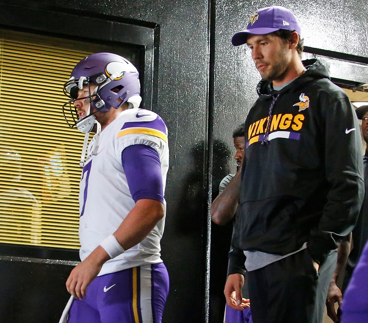 Vikings rule Bradford out vs Bucs; Keenum to start again