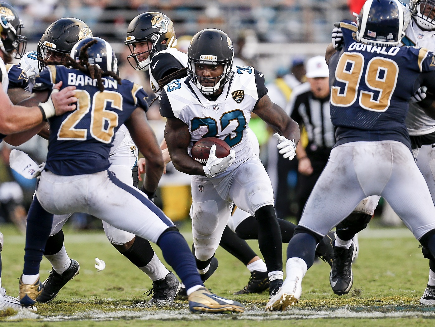 Fantasy Game Notes: Los Angeles Rams at Jacksonville Jaguars