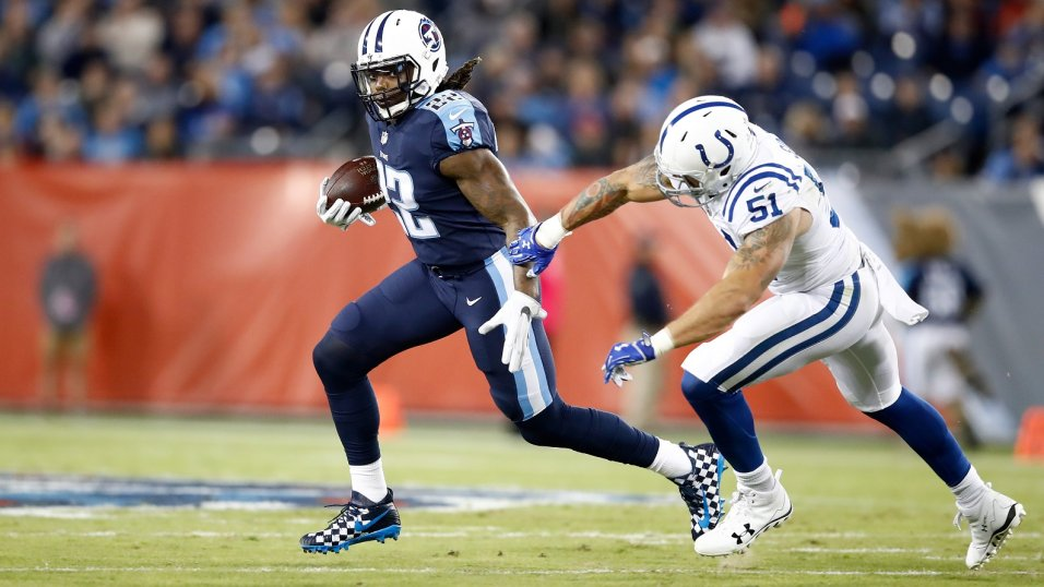 Fantasy Game Notes Indianapolis Colts At Tennessee Titans