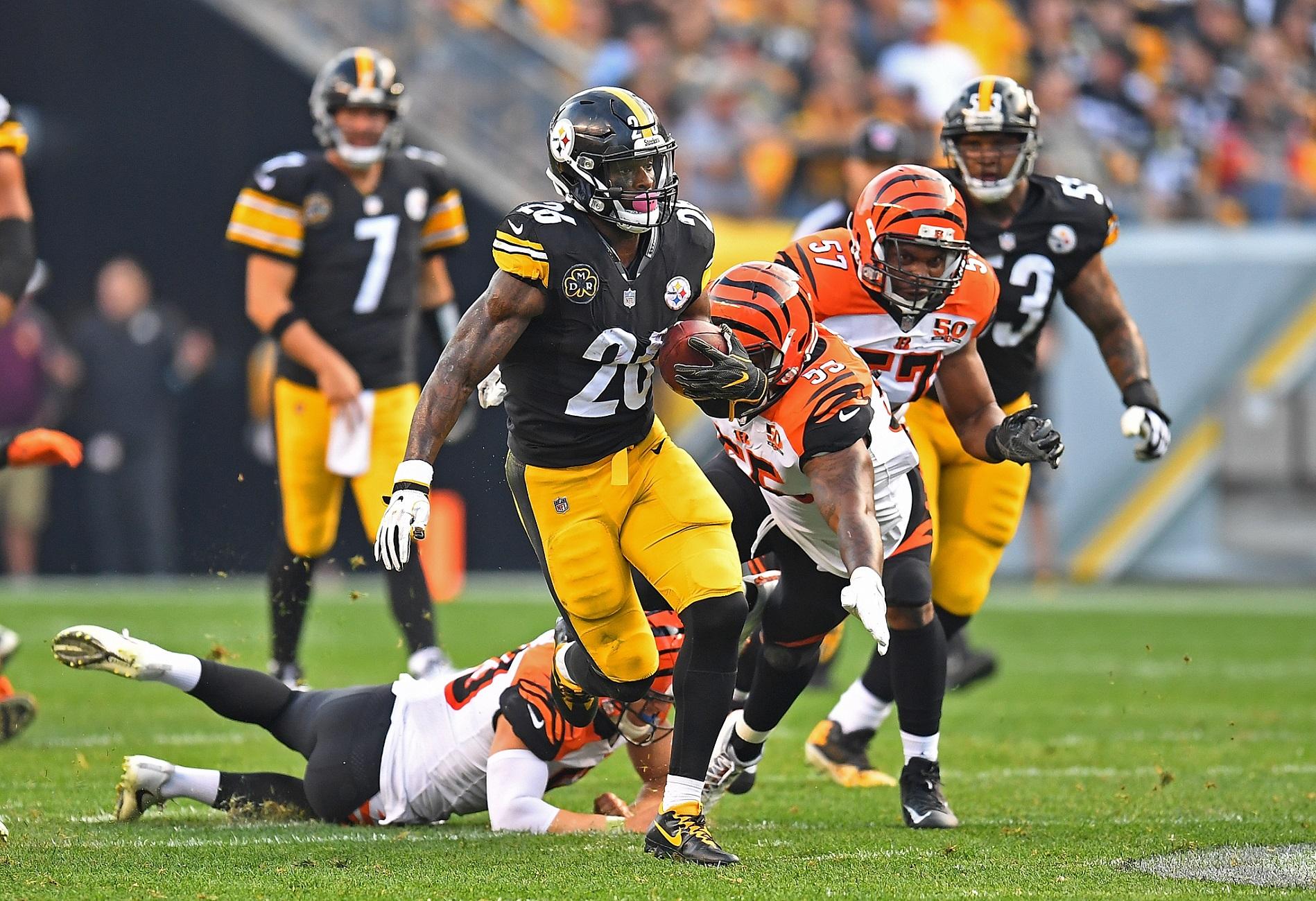 Joe Haden Pittsburgh Steelers LCB NFL and PFF stats