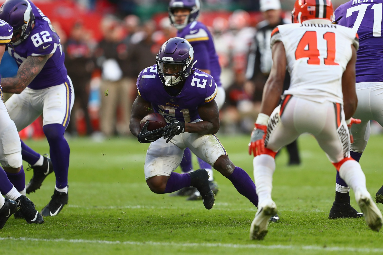49ers expected to sign RB Jerick McKinnon to four-year deal