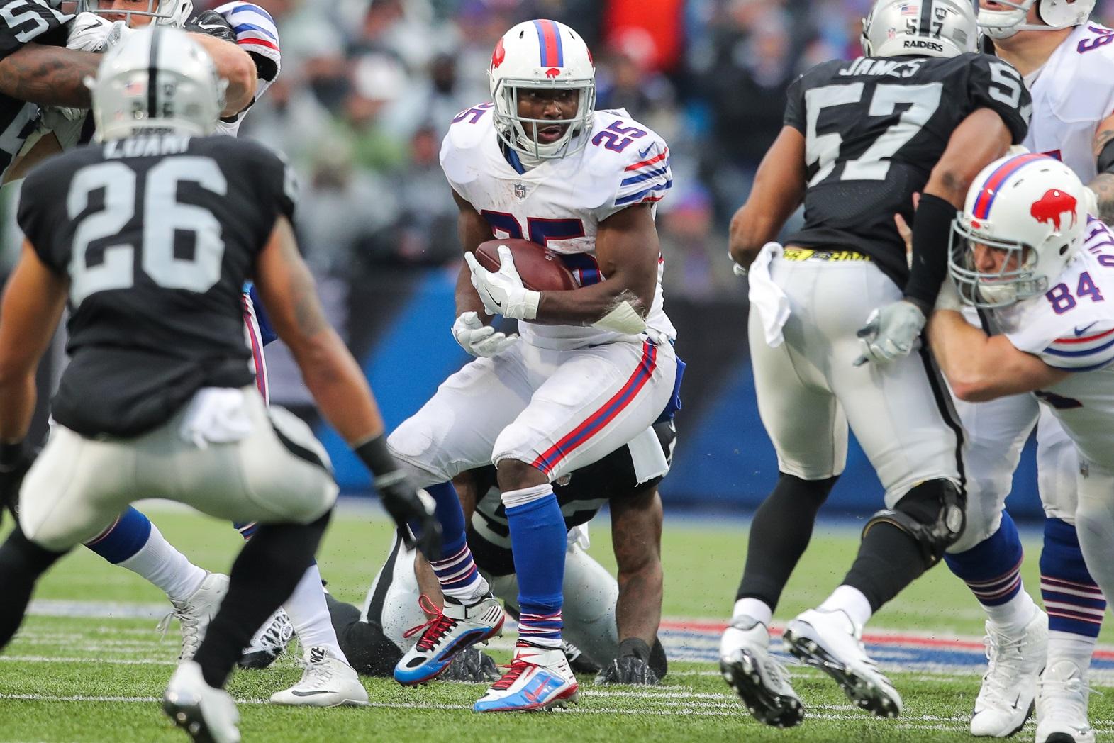Richie Incognito Buffalo Bills LG NFL and PFF stats