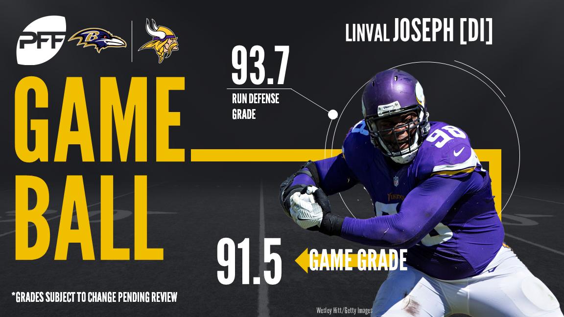 Minnesota Vikings DT Linval Joseph
