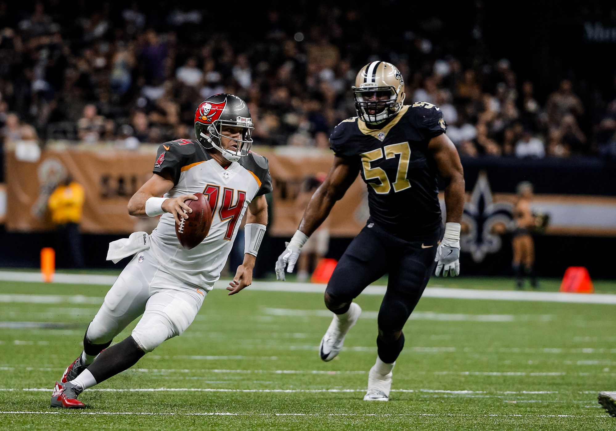 Saints' options to replace Alex Okafor include Trey Hendrickson, Hau'oli Kikaha