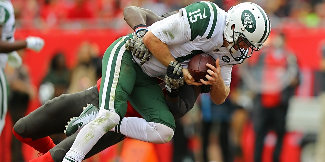 New York Jets QB Josh McCown