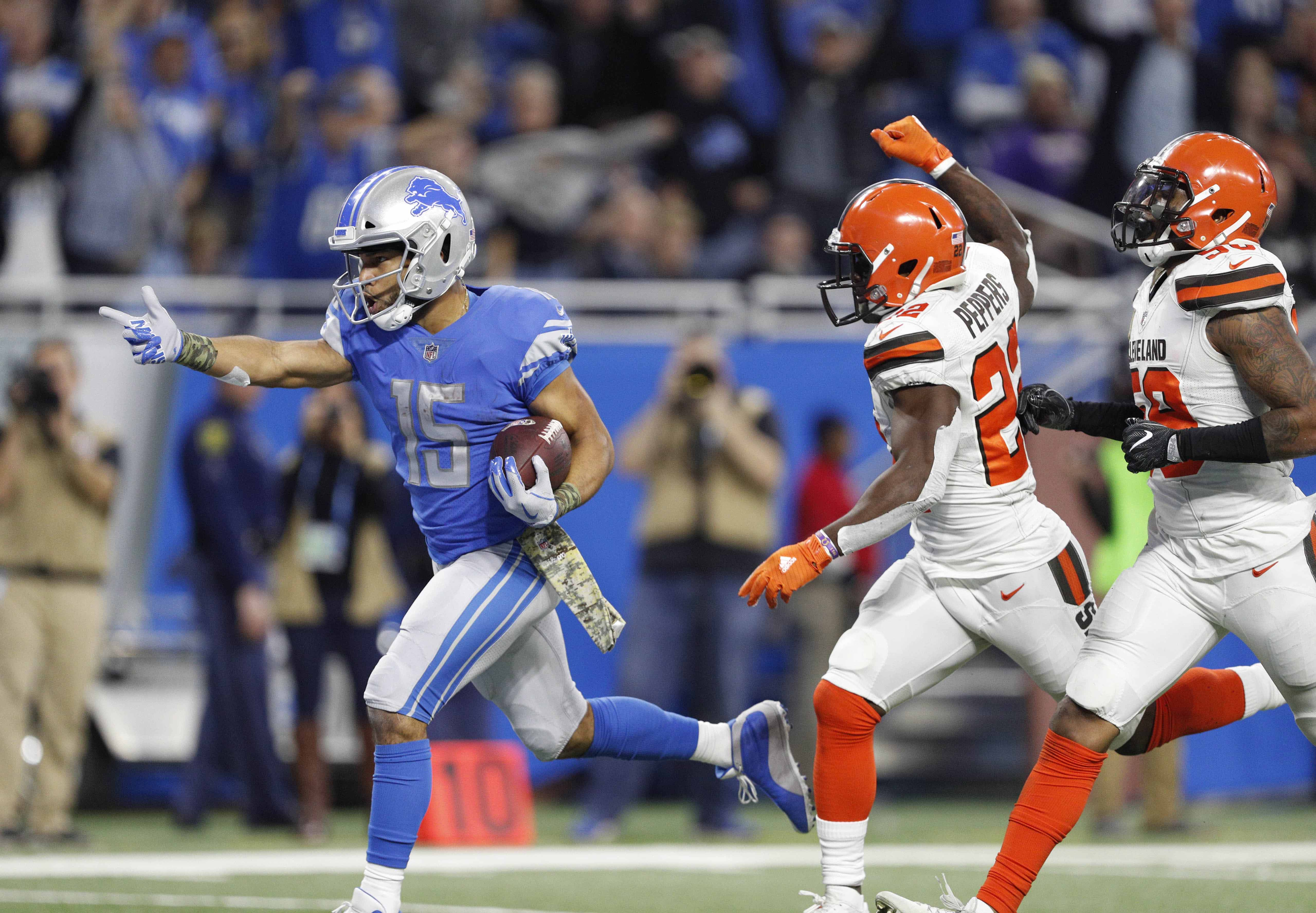 Darius Slay Detroit Lions LCB NFL and PFF stats