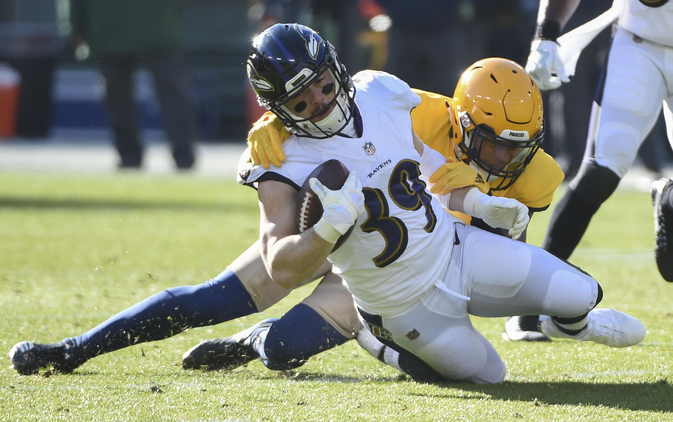 C J Mosley Baltimore Ravens LILB NFL and PFF stats