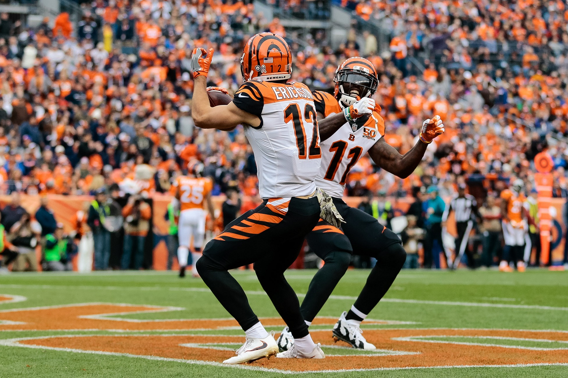 Derek Wolfe Denver Broncos LE NFL and PFF stats