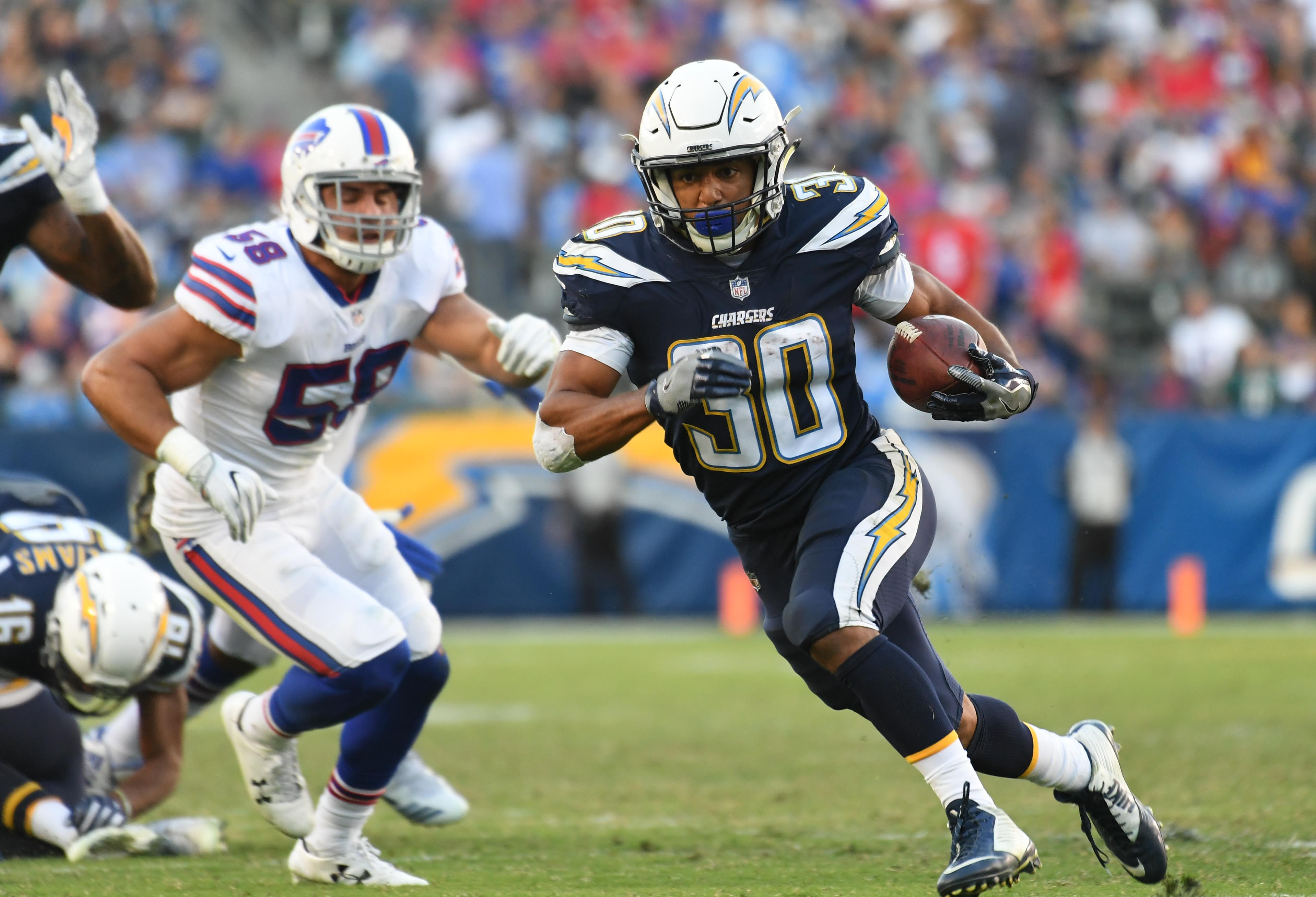 Casey Hayward Los Angeles Chargers RCB NFL and PFF stats
