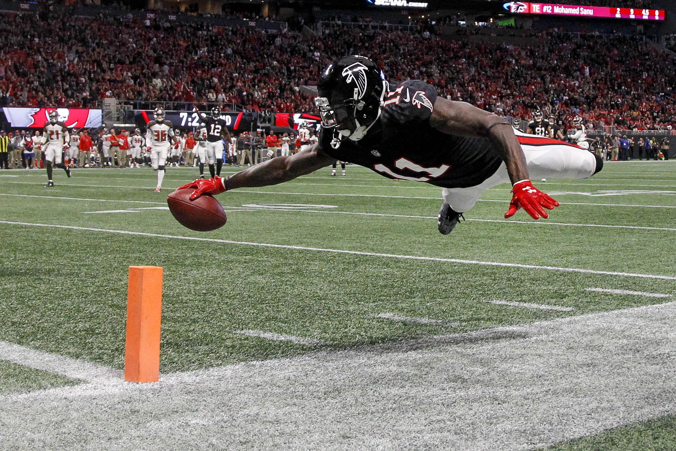 Metrics that Matter: Touchdown efficiency around the ...