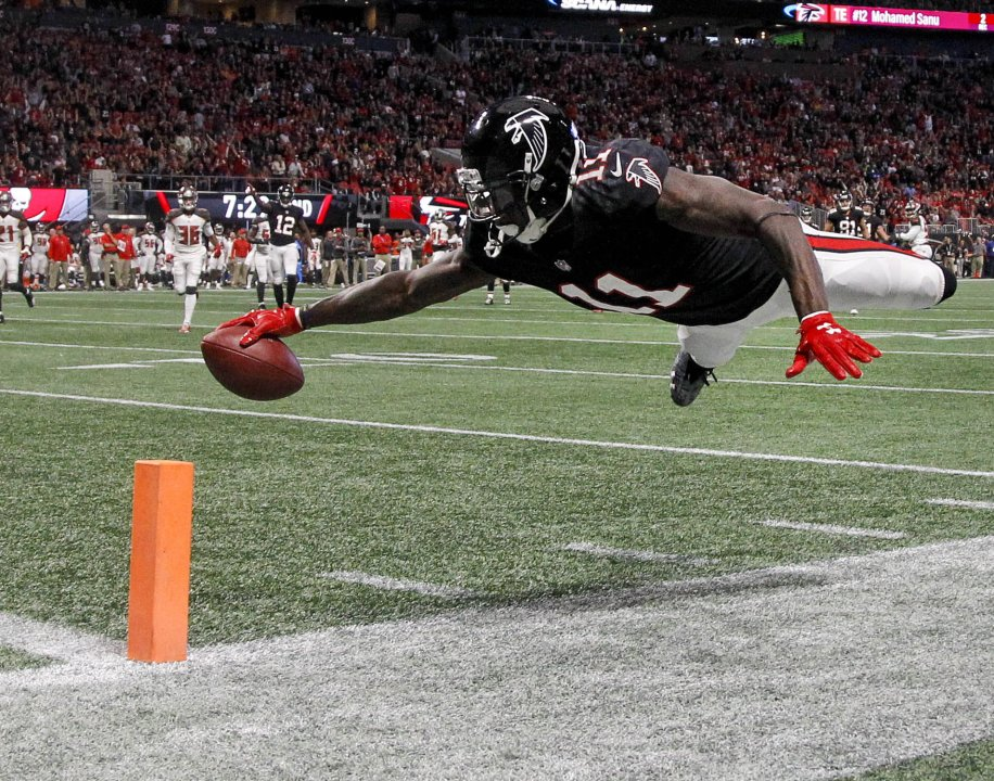 Refocused  Atlanta Falcons 34 8d6b5ecae91