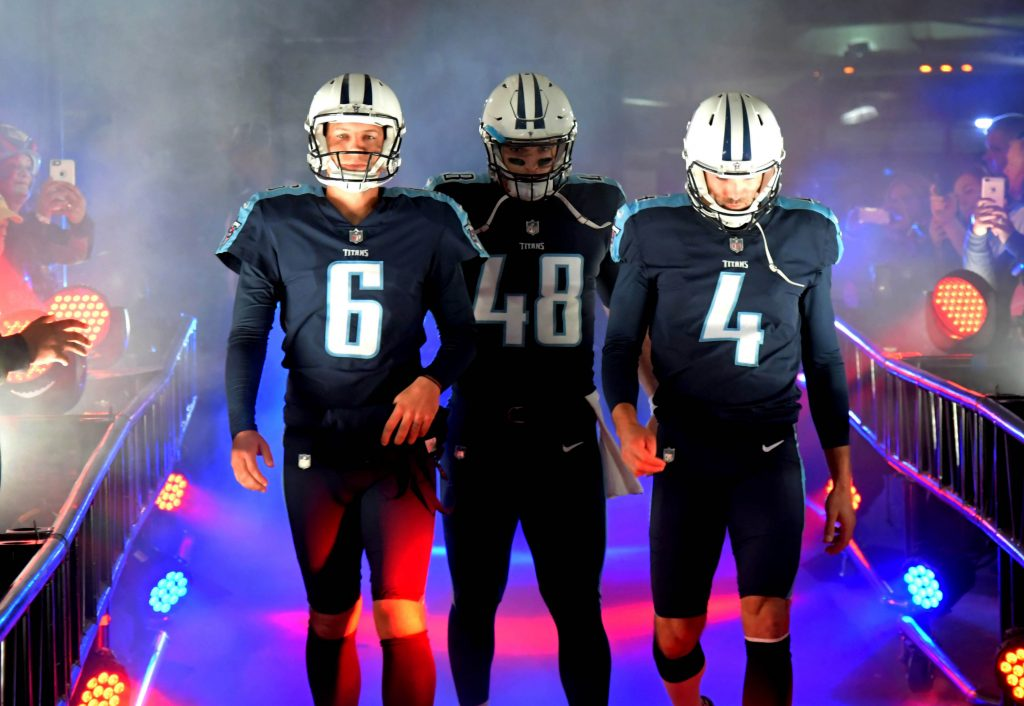 Tennessee Titans specialists