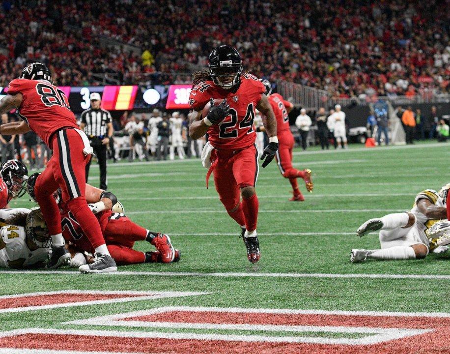 Refocused: Atlanta Falcons 20, New Orleans Saints 17 | NFL News, Rankings and Statistics | PFF