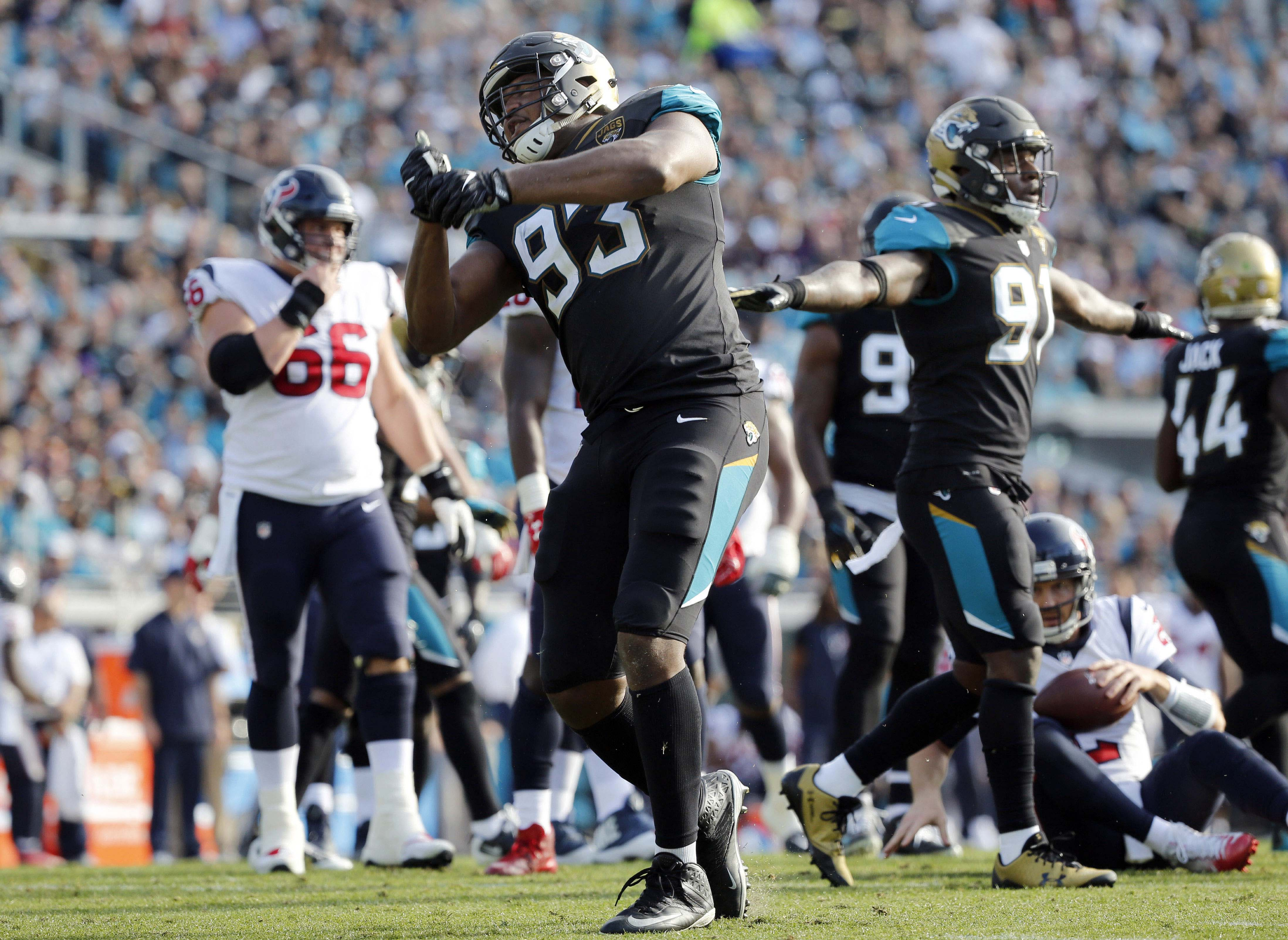 Jacksonville Jaguars RB Leonard Fournette out with quad injury