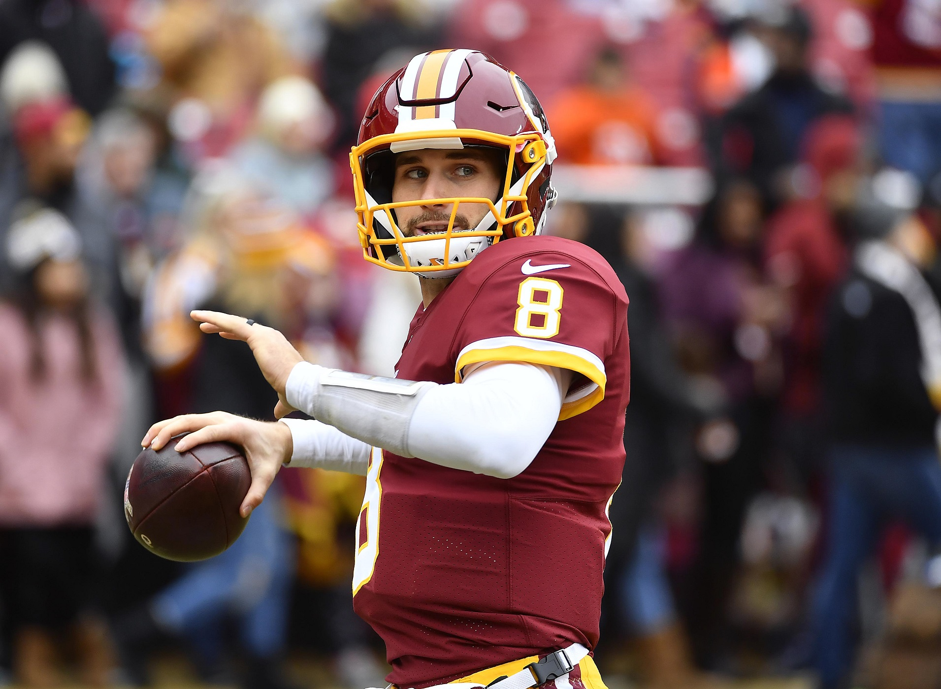 Cousins, stiff defense fuel Redskins past Broncos
