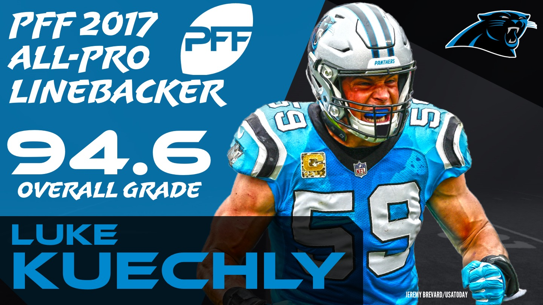 2017 NFL All-Pro - LB Luke Kuechly