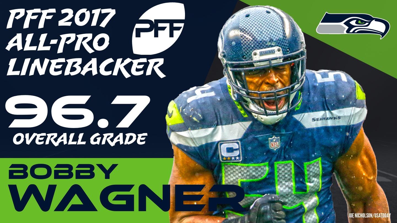 2017 NFL All-Pro - LB Bobby Wagner