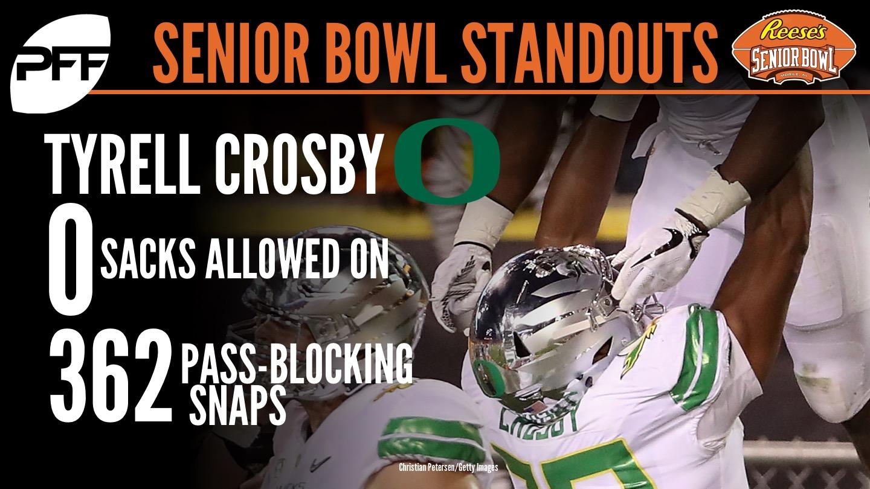 Oregon T Tyrell Crosby