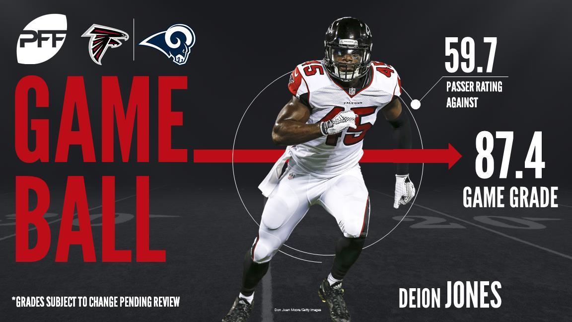 LB Deion Jones Atlanta Falcons
