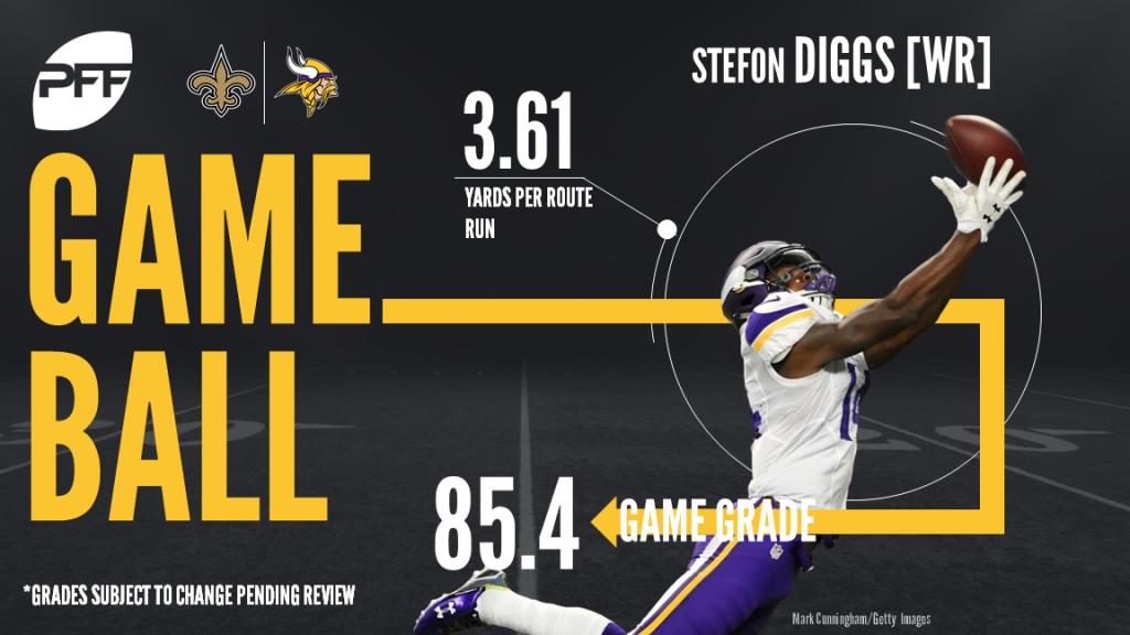 Stefon Diggs, Minnesota Vikings