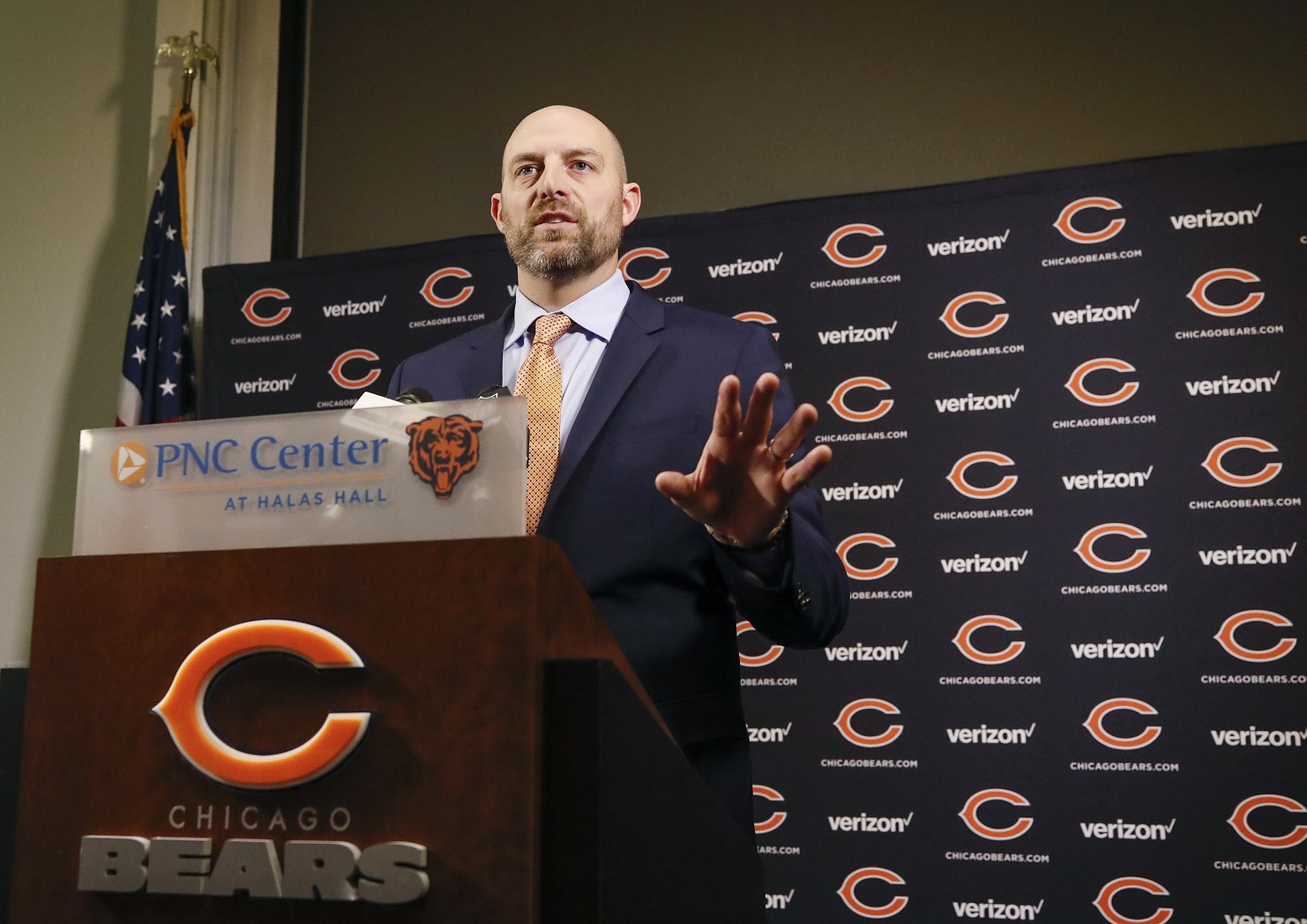 Bears expected to hire Chris Tabor as special teams coordinator