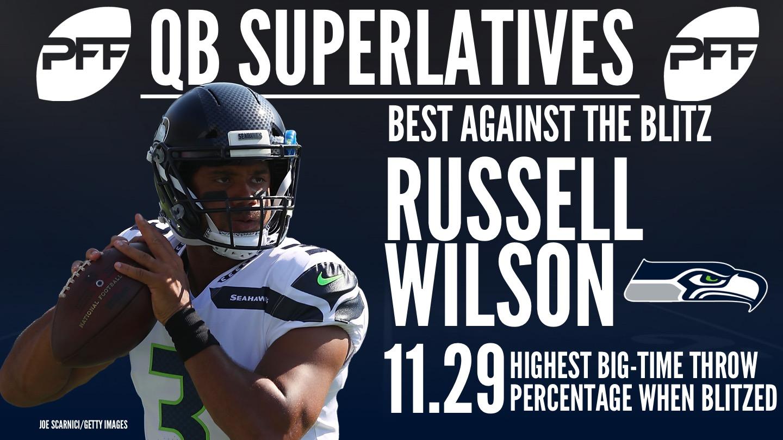 NFL QB Superlatives - Russell Wilson