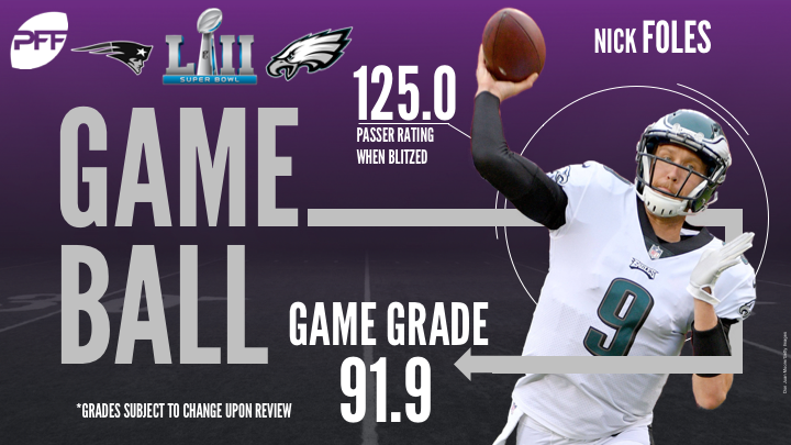 Nick Foles, Philadelphia Eagles