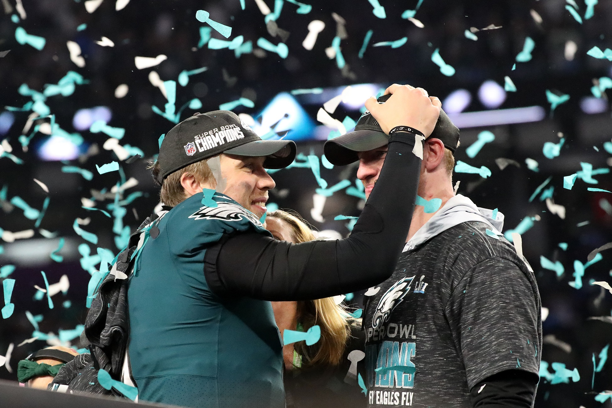 Matthew McConaughey Honored Super Bowl MVP Nick Foles in an Awesome Way