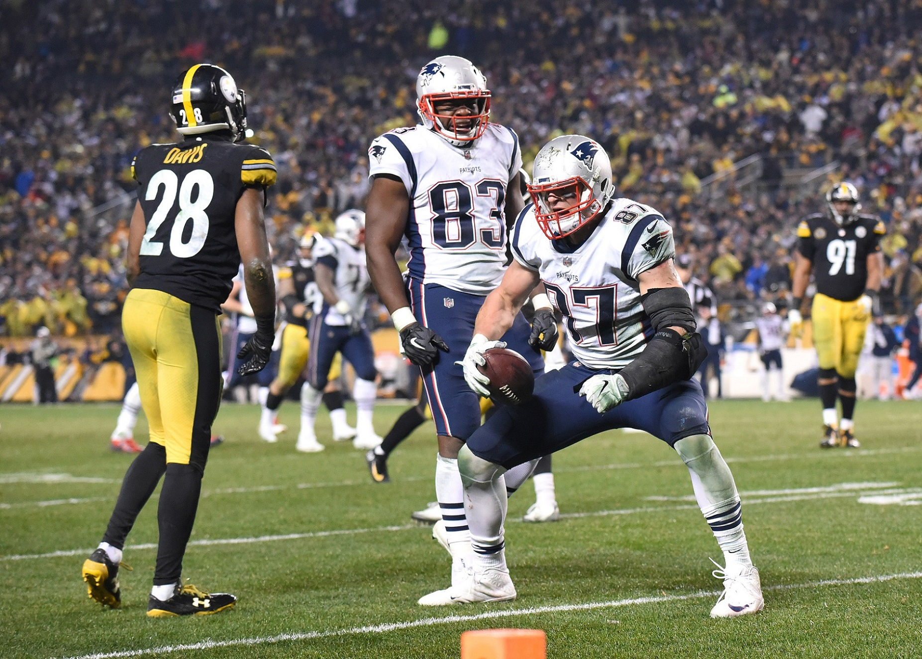 Dion Lewis was 'disappointed' with way he was used in Super Bowl