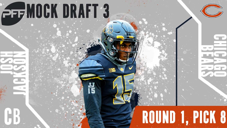 PFF Mock Draft 3 - Josh Jackson