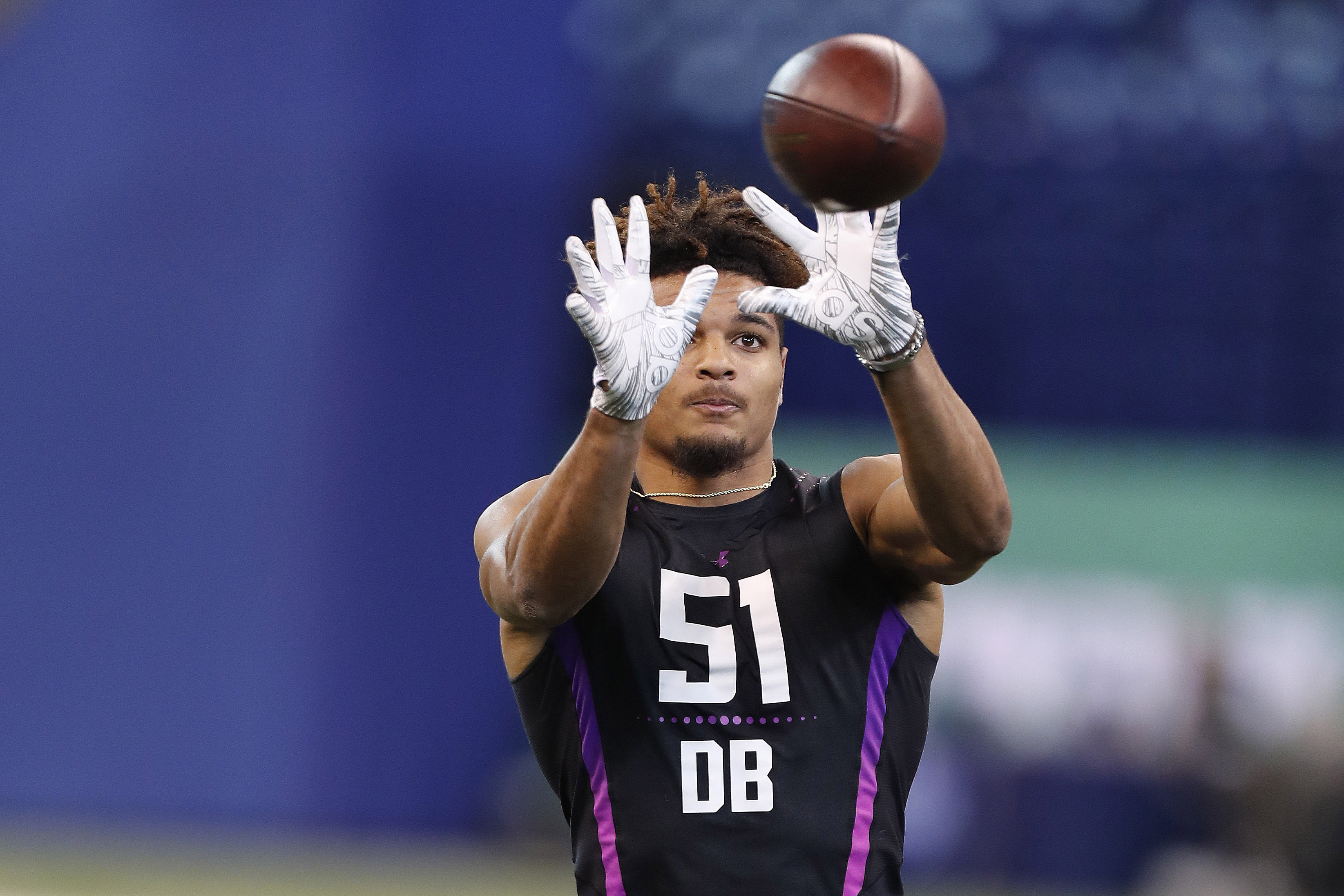 Minkah Fitzpatrick selected by Miami Dolphins with No. 11 pick in NFL Draft
