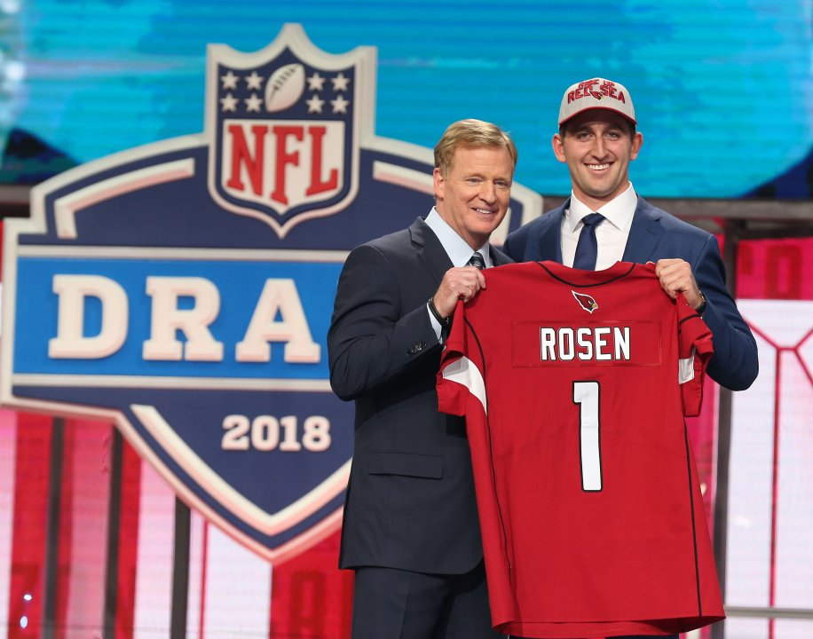77d91d8b4 All 32 NFL team s draft needs post Round 1 of the 2018 NFL Draft ...