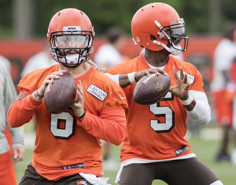 846b9417a Training camp position battles to watch for fantasy  QB